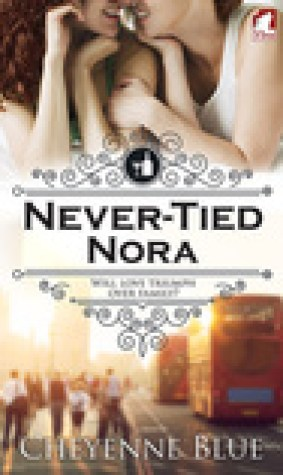 Never-Tied Nora (Girl Meets Girl, #1)