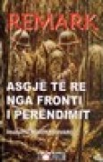 Download Asgj t re nga fronti i perndimit books
