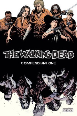 Reading books The Walking Dead, Compendium 1