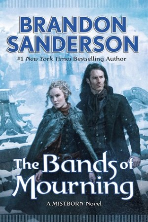 Reading books The Bands of Mourning (Mistborn, #6)