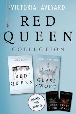 read online Red Queen Collection: Red Queen, Glass Sword, Queen Song, Steel Scars