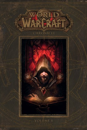 Reading books World of Warcraft: Chronicle Volume 1