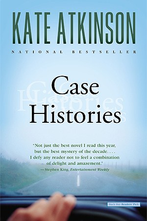 Reading books Case Histories (Jackson Brodie #1)