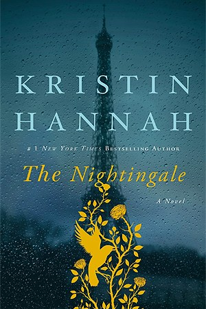Reading books The Nightingale