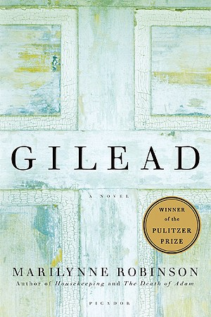 Reading books Gilead (Gilead, #1)