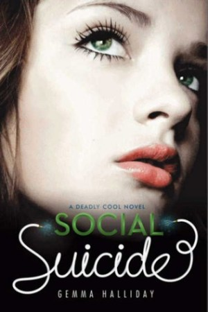 Reading books Social Suicide (Deadly Cool, #2)