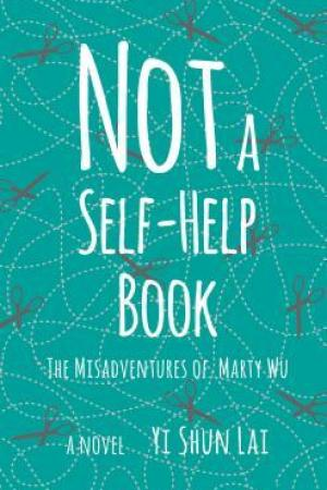 Reading books Not a Self-Help Book: The Misadventures of Marty Wu