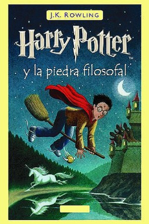 Reading books Harry Potter y la piedra filosofal (Harry Potter, #1)