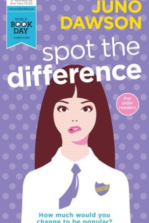 Reading books Spot the Difference