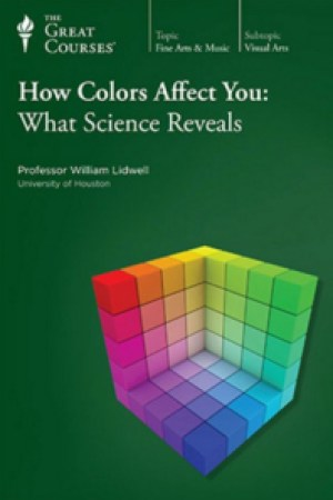 Reading books How Colors Affect You: What Science Reveals