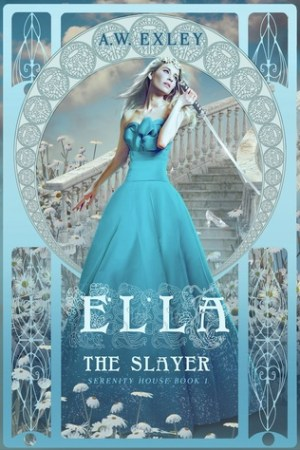 Reading books Ella, The Slayer (Serenity House #1)