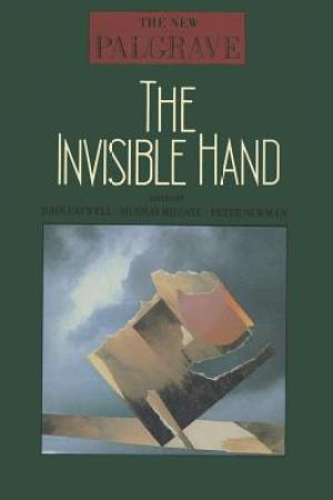 The Invisible Hand: The New Palgrave pdf books