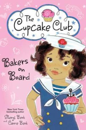 Reading books Bakers on Board (The Cupcake Club, #9)