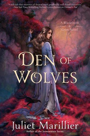 Den of Wolves (Blackthorn & Grim, #3)