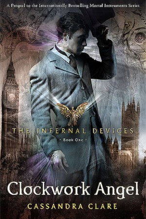 Reading books Clockwork Angel (The Infernal Devices, #1)