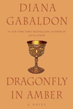 read online Dragonfly in Amber (Outlander, #2)