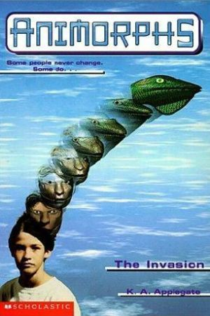 read online The Invasion (Animorphs, #1)