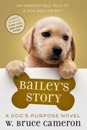 Reading books Bailey's Story