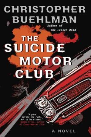 Reading books The Suicide Motor Club