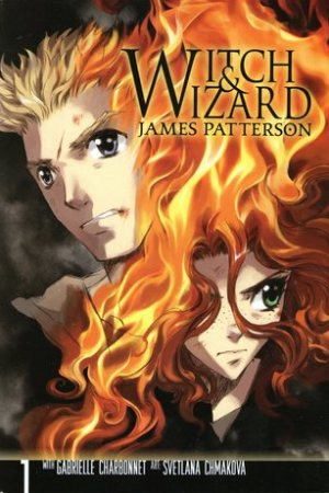 Reading books Witch & Wizard: The Manga, Vol. 1