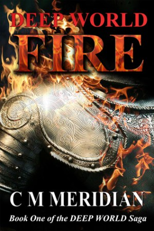 read online Deep World Fire (Deep World Saga #1)