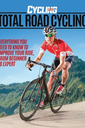 Reading books Total Road Cycling: Everything You Need to Know to Improve Your Ride, From Beginner to Expert