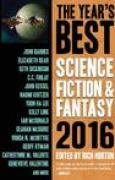 Download The Year's Best Science Fiction & Fantasy 2016 books