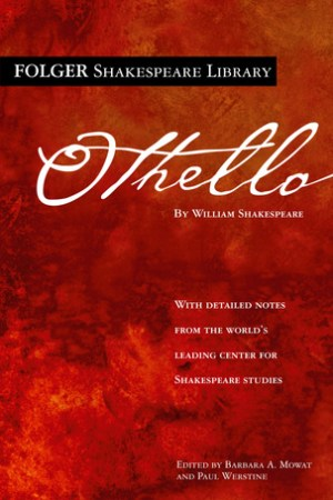 Reading books Othello