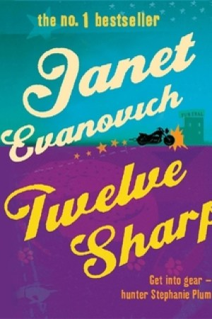 Reading books Twelve Sharp: A hilarious mystery full of temptation, suspense and chaos