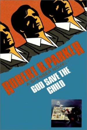 Reading books God Save The Child (Spenser, #2)