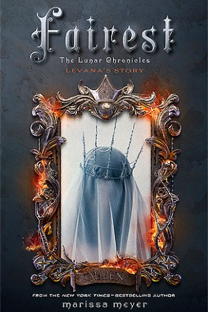 Reading books Fairest (The Lunar Chronicles, #3.5)