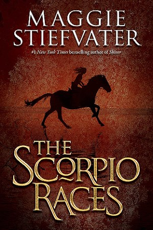 Reading books The Scorpio Races
