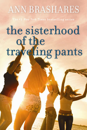 Reading books The Sisterhood of the Traveling Pants (Sisterhood, #1)