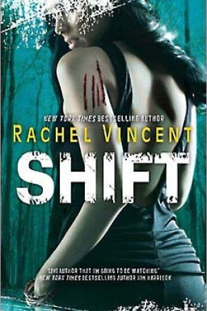 Reading books Shift (Shifters, #5)