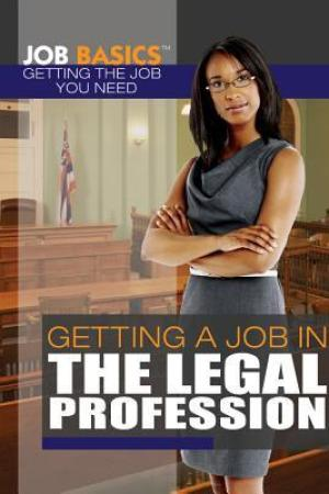 Reading books Getting a Job in the Legal Profession