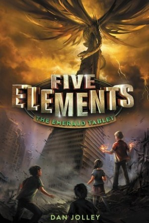 Reading books The Emerald Tablet (Five Elements #1)