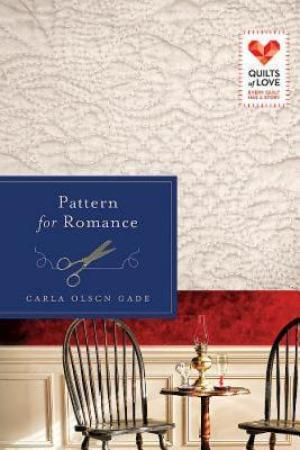 Reading books Pattern for Romance