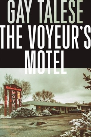 Reading books The Voyeur's Motel