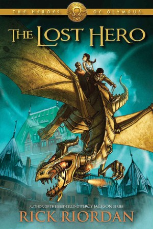 Reading books The Lost Hero (The Heroes of Olympus, #1)