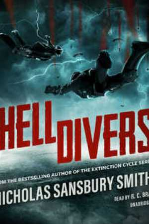 Reading books Hell Divers (Hell Divers #1)