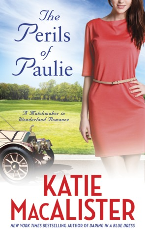 The Perils of Paulie (Ainslie Brothers #4)