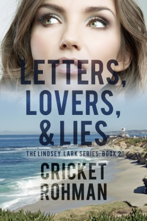 Reading books Letters, Lovers, & Lies (Lindsey Lark #2)