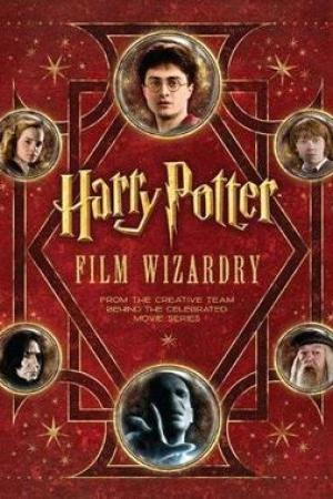 Reading books Harry Potter: Film Wizardry