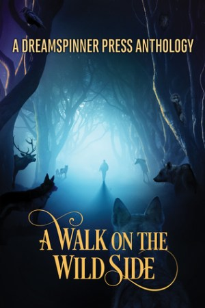 Reading books A Walk on the Wild Side Anthology