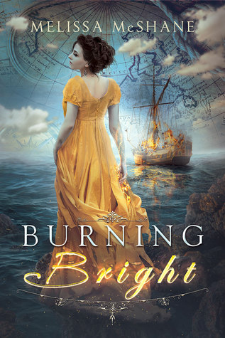 Burning Bright (The Extraordinaries #1)