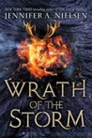 read online Wrath of the Storm (Mark of the Thief, #3)
