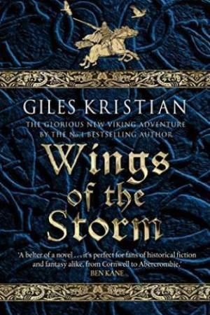 Reading books Wings of the Storm (The Rise of Sigurd, #3)
