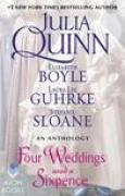 Download Four Weddings and a Sixpence: An Anthology pdf / epub books