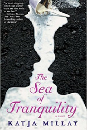 Reading books The Sea of Tranquility