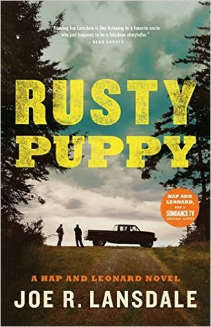 Rusty Puppy (Hap and Leonard, #12)